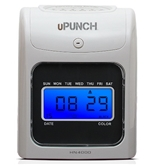 uPunch HN4000 electronic calculating time clock