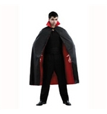 Vampire Cape Men's Costume- One Size Fits Most