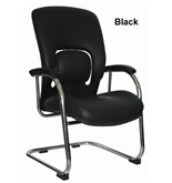 VAPOR GUEST LTHR  LS11VAP STACK SIDE CHAIR