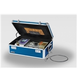 Vaultz Locking Storage Chest - Blue - Blue - Vaultz - VZ00167