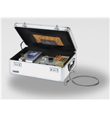 Locking Storage Chest, White - White - Vaultz - VZ00177