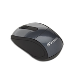 Verbatim Wireless Mini Travel Optical Mouse - Graphite,Minimum Qty. 6 - 97470