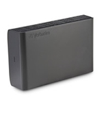 Verbatim 2TB Store 'n' Save Desktop Hard Drive, USB 3.0/Firewire 800 - Black,Minimum Qty. 2 - 97614