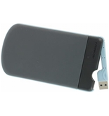 Verbatim Freecom Tough Drive 1 TB 3.0 USB Shock-Resistant Mobile External Hard Drive, Dark Grey 97711,Minimum Qty. 2