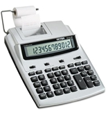 Victor Antimicrobial Two-Color Printing Calculator (VCT12123A)