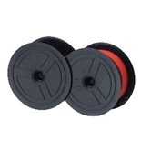Twin Spool B/R Ribbon 3 pk