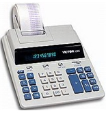 Victor Model 1225-2 12 Digit Print Display