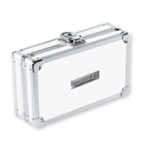 Pencil Box - White - White - Vaultz - VZ00178