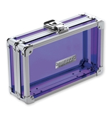 Pencil Box Acrylic Purple - Purple - Vaultz - VZ00185