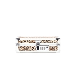 Pencil Box Cheetah w/Combination Lock - Cheetah - Vaultz - VZ00191
