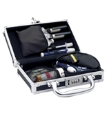 Locking Medicine Case - Black - Vaultz - VZ00361
