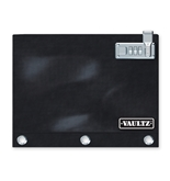 Locking Binder Pouch -Black - Vaultz - VZ00476