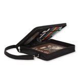 Locking Sketch Folio - Black - Vaultz - VZ03482