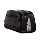 Locking Travel Kit-Leather-Vaultz -VZ03510