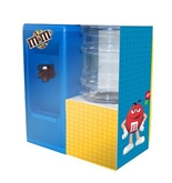 M&M Mini Desktop Water Dispenser - Holds Half-gallon of Your Beverage