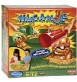 Whac A Mole Talking Game with Lights and Sound