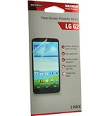 WriteRight LG G2 2 Pack Screen Protector