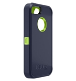 OtterBox Defender Series Case for iPhone 5 - Blue/Lime Green