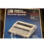 Smith Corona XD6500 Electric Typewriter  ( w/ carry case ) 50,000 Electric Dictionary NEW