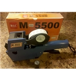 Yuanda M-5500 One Line Price Labeler Pricing Gun