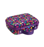Jumbo Box, Purple Triangles