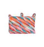 3 Ring Pouch, Triangles