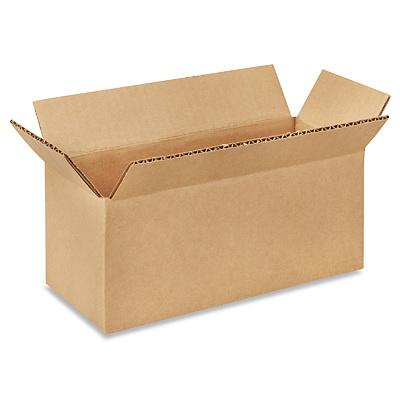 1044 long corrugated boxes 10 x 4 x 4. Black Bedroom Furniture Sets. Home Design Ideas