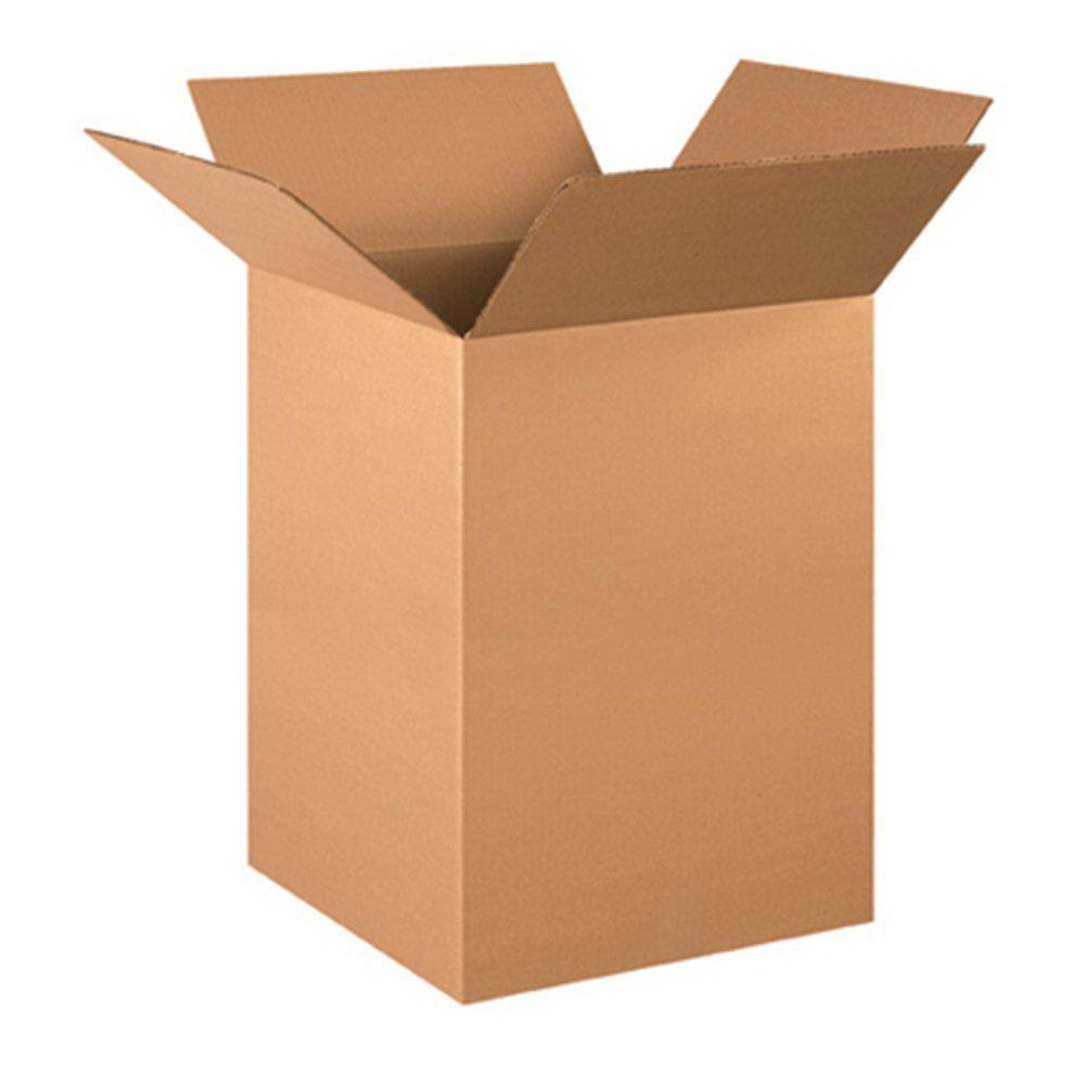 161624 corrugated boxes 16 x 16 x 24
