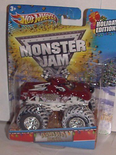 christmas monster jam