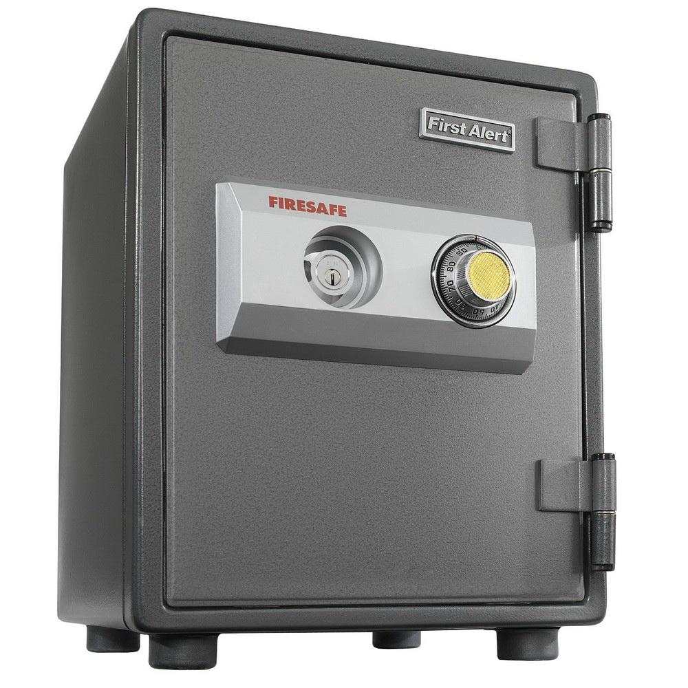 First Alert 2054f 1 Hour Steel Fire Safe With Lock