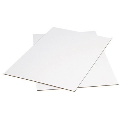 Other Accessories 48 Quot X 96 Quot White Corrugated Sheets 5