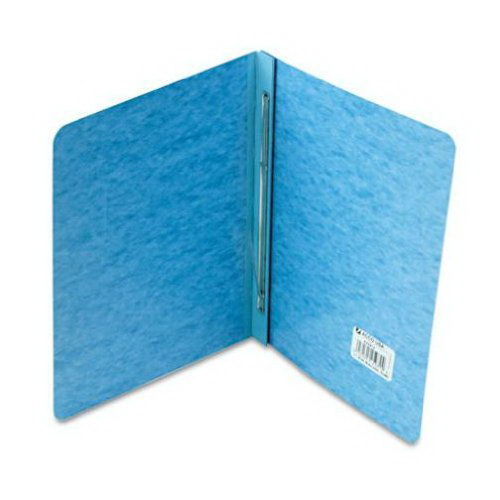 Oxford Report Cover With Reinforced Side Hinge: ACCO Pressboard Report Cover, Side Bound