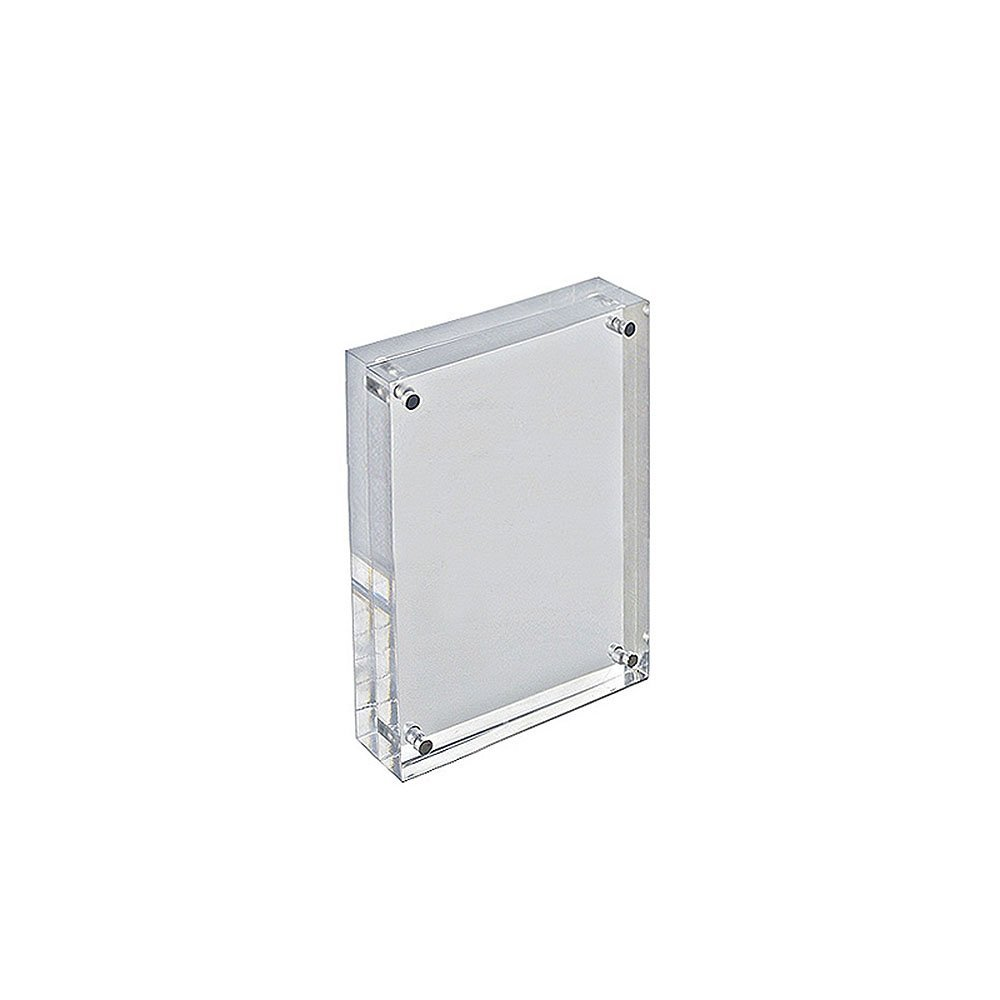 Azar displays 4 inch by 6 inch vertical horizontal block for Large acrylic block