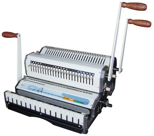 akiles wire binding machine