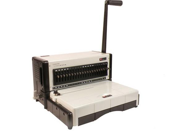 akiles flexipunch m manual modular binding equipment afp m