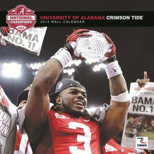 Turner Licensing Alabama Crimson Tide 2013 Team Wall