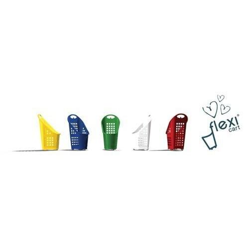 Red BSKT-55000 Garvey Products Flexi Cart