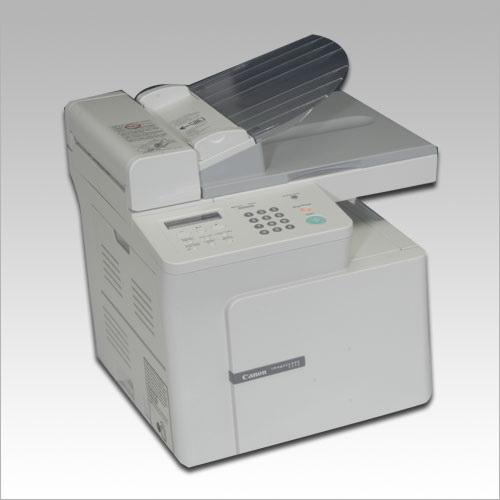 Canon Fax Machines Canon Imageclass D340 Digital Monochrome Laser Copier Printer Acedepot