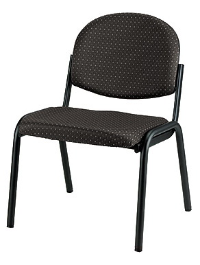 Magnificent Dakota No Arms Black New Fs8014 Stack Side Chair Caraccident5 Cool Chair Designs And Ideas Caraccident5Info