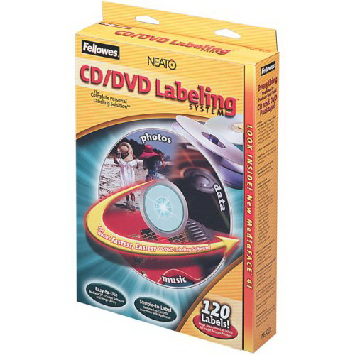 Our Amazon Best Sellers Fellowes Cd Label Kit 99940