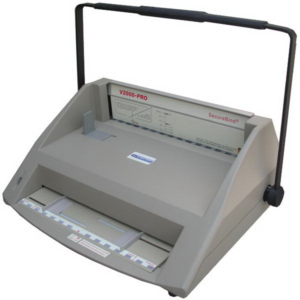 Gbc Tamerica Hot Knife Velobind Style Binding Machine