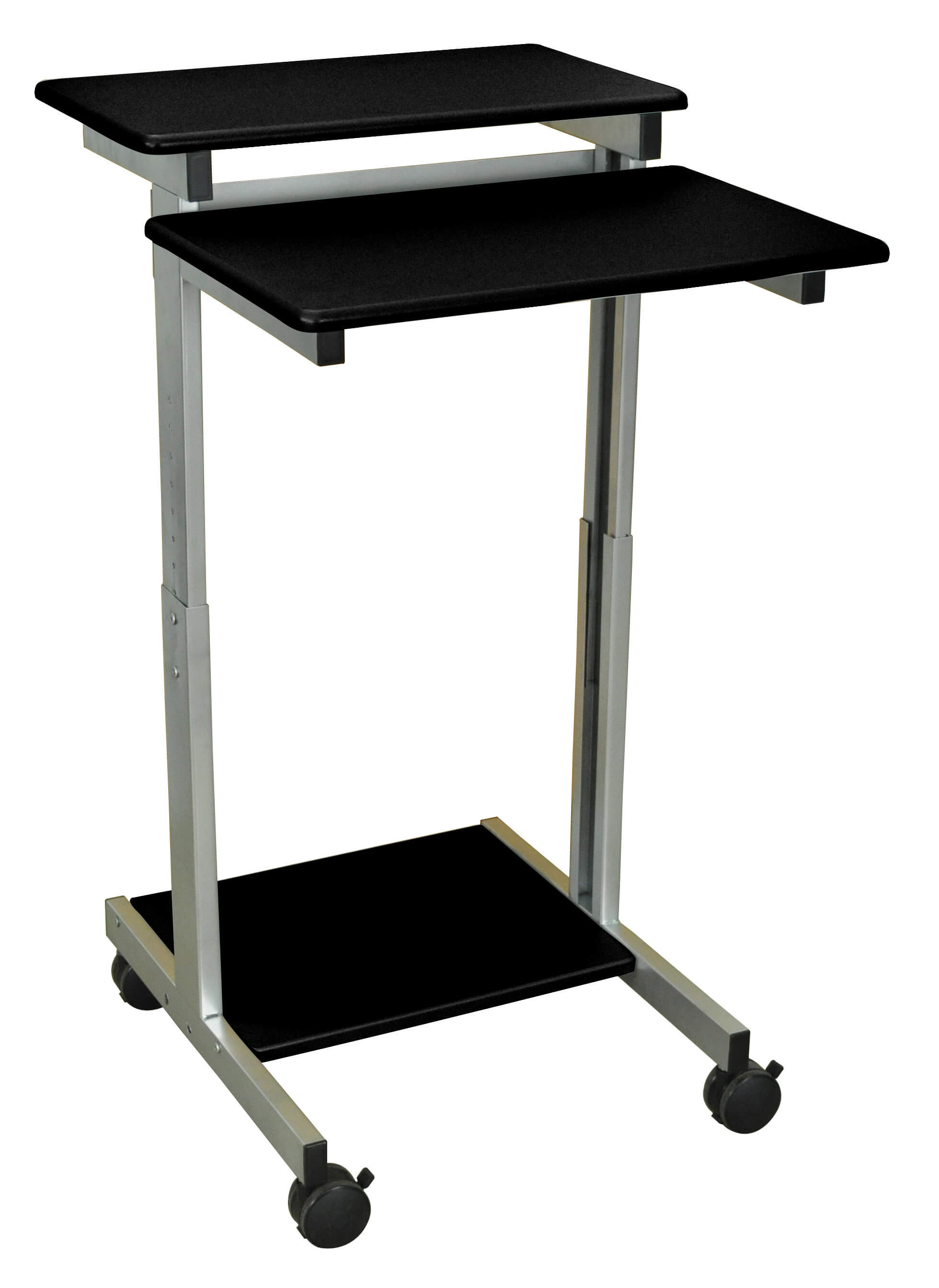 Luxor 24 adjustable stand up desk model number standup 24 b - Table basse escamotable stand up ...