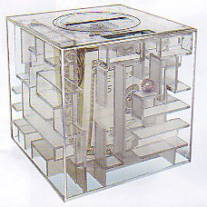 Magnif coin sorters magnif money maze bank prod 1200 for Maze coin bank