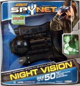 f60f7cdc98e77 Real Tech Spy Net Infrared Stealth Night Vision Binoculars