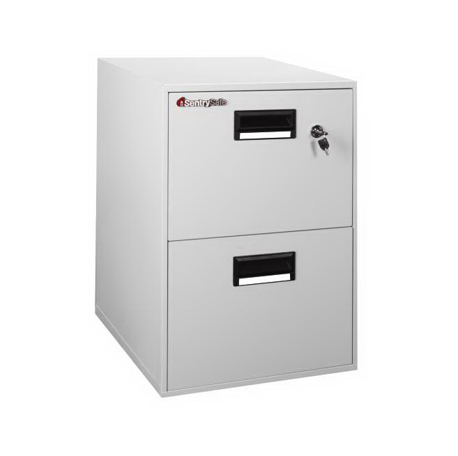 Sentry Safe Sentry 2b2100 Water Resistant Fire File Cabinet