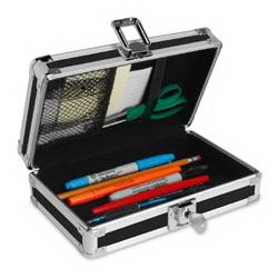 vaultz locking vz01257 pencil box assorted colors. Black Bedroom Furniture Sets. Home Design Ideas