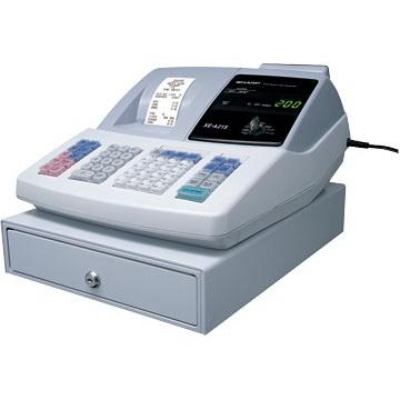 sharp xe a21s cash register free shipping rh acedepot com Sharp XE A202 Cash Drawer Sharp XE A201 Manual