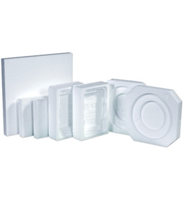 1 Gallon F-Style Can Foam Insert (160 Per Case)