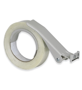 "1"" Metal Filament Tape Dispenser (1 Each)"