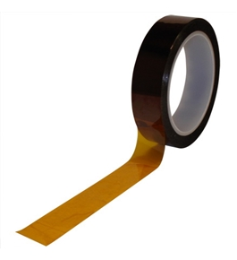 "1"" x 36 yds. 2 Mil - Kapton® Tape (1 Per Case)"